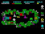 Wizard's Lair ZX Spectrum 14