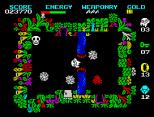 Wizard's Lair ZX Spectrum 16