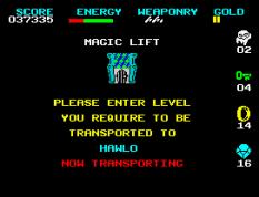 Wizard's Lair ZX Spectrum 22