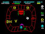 Wizard's Lair ZX Spectrum 28