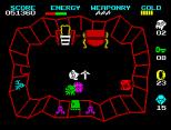 Wizard's Lair ZX Spectrum 30