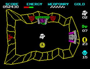 Wizard's Lair ZX Spectrum 31