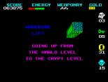 Wizard's Lair ZX Spectrum 36