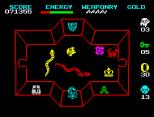 Wizard's Lair ZX Spectrum 40