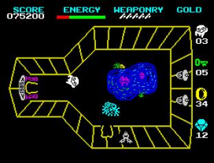 Wizard's Lair ZX Spectrum 42