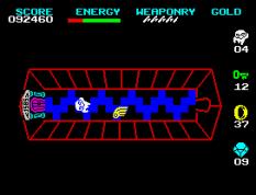 Wizard's Lair ZX Spectrum 43