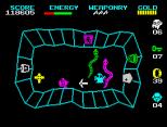 Wizard's Lair ZX Spectrum 52