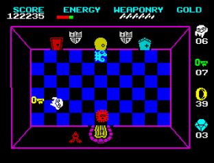 Wizard's Lair ZX Spectrum 53