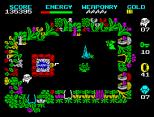 Wizard's Lair ZX Spectrum 58
