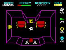 Wizard's Lair ZX Spectrum 65