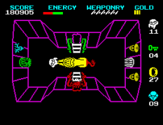 Wizard's Lair ZX Spectrum 76