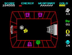 Wizard's Lair ZX Spectrum 77