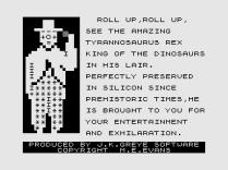 3D Monster Maze ZX81 02