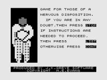 3D Monster Maze ZX81 04