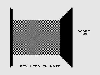 3D Monster Maze ZX81 09