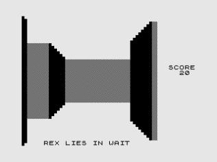 3D Monster Maze ZX81 10