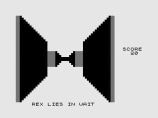 3D Monster Maze ZX81 11