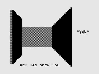 3D Monster Maze ZX81 20
