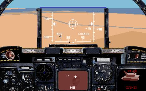 A-10 Tank Killer PC DOS 37