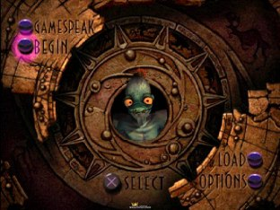 Abe's Oddysee PS1 001