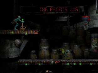 Abe's Oddysee PS1 042