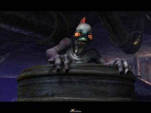 Abe's Oddysee PS1 075