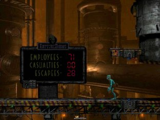 Abe's Oddysee PS1 087
