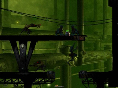 Abe's Oddysee PS1 104