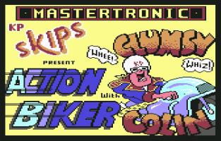 Action Biker C64 01