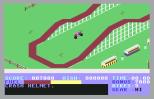 Action Biker C64 05
