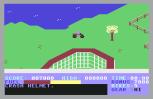Action Biker C64 07
