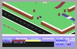 Action Biker C64 08