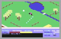 Action Biker C64 11