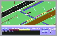 Action Biker C64 22