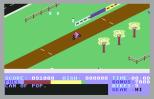 Action Biker C64 26