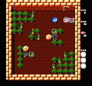 Adventures of Lolo 3 NES 09