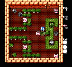 Adventures of Lolo 3 NES 10