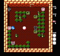 Adventures of Lolo 3 NES 11
