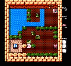Adventures of Lolo 3 NES 21