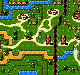 Adventures of Lolo 3 NES 23