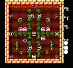 Adventures of Lolo 3 NES 33