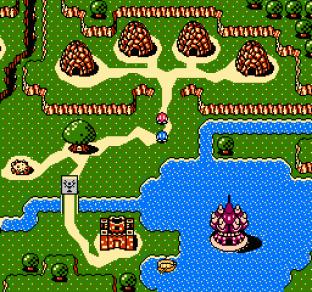 Adventures of Lolo 3 NES 34