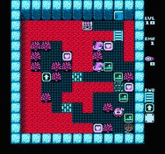 Adventures of Lolo 3 NES 44