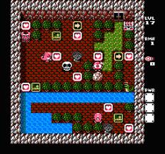 Adventures of Lolo 3 NES 52