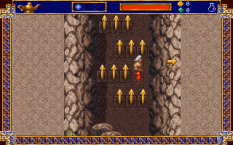 Al-Qadim The Genie's Curse PC DOS 06