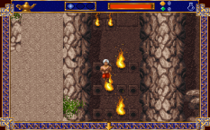 Al-Qadim The Genie's Curse PC DOS 07