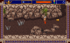 Al-Qadim The Genie's Curse PC DOS 08