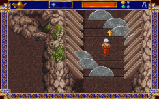 Al-Qadim The Genie's Curse PC DOS 13
