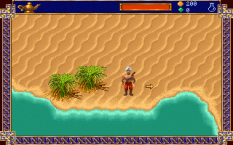 Al-Qadim The Genie's Curse PC DOS 15