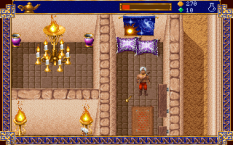 Al-Qadim The Genie's Curse PC DOS 31